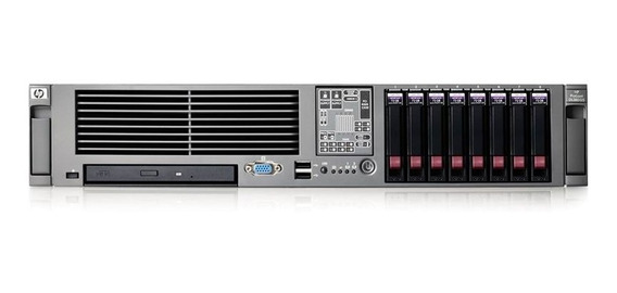 Servidor Hp Dl380 G5 458565-201 22gb 2hd146 2 Xeon E5430