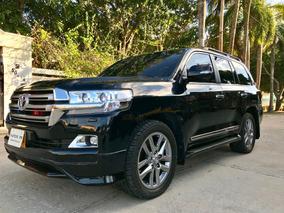 Toyota Sahara 2016 Blindado Diésel - Automática