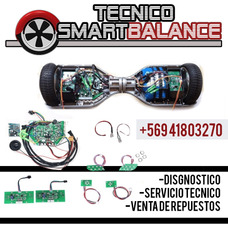 Tecnico Smart Balance Patinetas Electricas Hoverboard