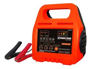Cargador Mantenedor Bateria Dowen Pagio Automatico 6/12v 8ah