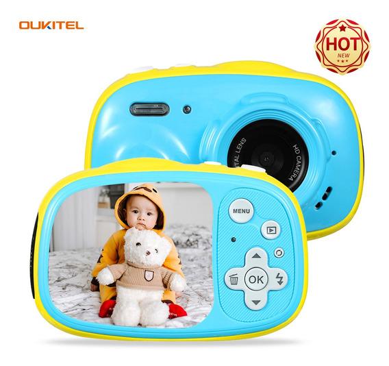 Oukitel Q1 Mini Câmera Digital Crianças 5mp 2.0 Polegada Ips