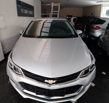Chevrolet Cruze Lt Automatico 2018