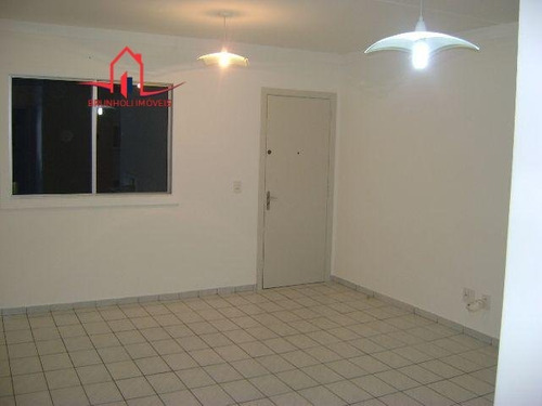 Apartamento A Venda No Bairro Parque Residencial Eloy Chaves - 1108-1