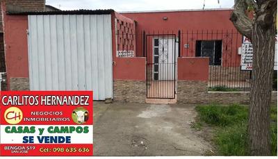 Casa 2 Dormitori Garage Zona Parquizacion P Venta U$ 149 Mil