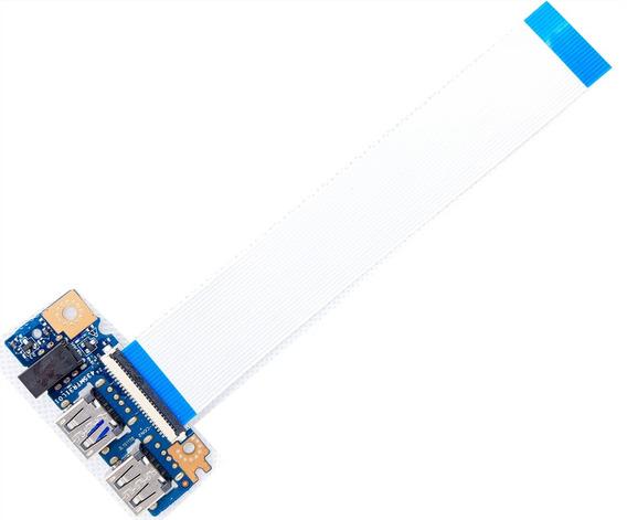 Placa Audio Usb Dell I15 5558 5566 Séries Ls-b843p Ls-d071p