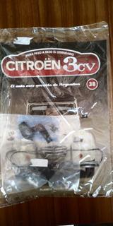 Fascículos Citroën 3cv Desde 1 A 38