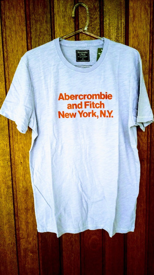Camisa Abercrombie & Fitch Masculina
