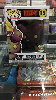 Funko Pop Hellboy Anung Un Rama # 15