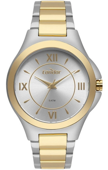Relógio Condor Feminino Co2035kxv/5k Misto Analogico