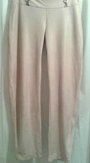 Pantalon Tucci De Mujer Xs. Con Cierre Atras