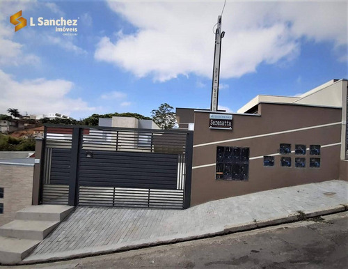 Village Com 2 Dormitórios À Venda, 49 M² Por R$ 165.000,00 - Vila São Paulo - Mogi Das Cruzes/sp - Vl0005