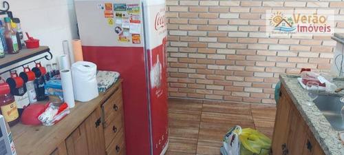 Imagem 1 de 30 de Casa Com 2 Dormitórios À Venda, 70 M² Por R$ 270.000,00 - Jardim Belas Artes - Itanhaém/sp - Ca0250