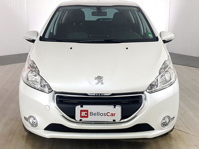 Peugeot 208 1.5 Active 8v Flex 4p Manual 2014/2015