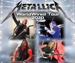 Entradas Metallica 2020 Campo Argentino De Polo