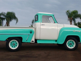 Chevrolet Brasil 1963 - Restauração De Primeira