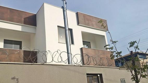Casa Com 3 Quartos Para Comprar No Santa Mônica Em Belo Horizonte/mg - 2168