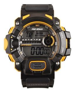Reloj Hombre Prospace Digital Modelo Eclipse Psh0092-dir-1h