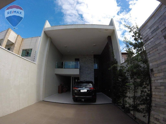Casa Duplex Em Condomínio Na Maraponga - Ca0211