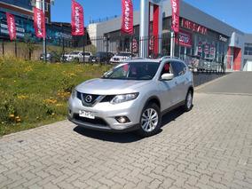 Nissan X-trail Advance Cvt 2.5 Aut 2017