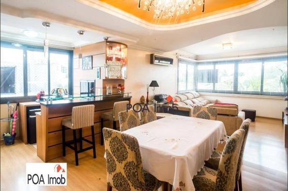 Apartamento Com 3 Dormitórios Para Alugar, 101 M² Por R$ 4.200,00/mês - São João - Porto Alegre/rs - Ap3184