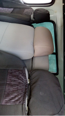 Jinbei Topic Van 2.0 16v Std 4p 2012