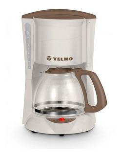 Cafetera Yelmo Filtro Perman 12 Pocillos 800w