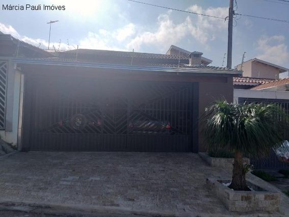 Casa No Jardim Sarapiranga - Jundiaí/sp. - Ca02833 - 34454692