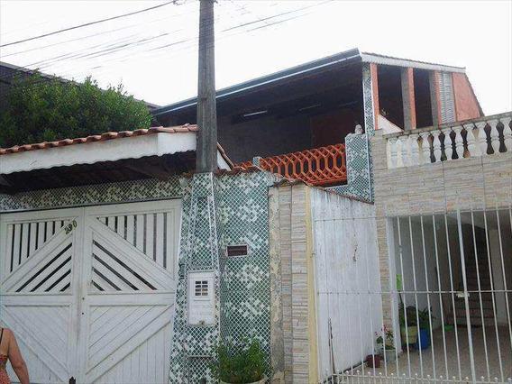 Sobrado, Mogi Moderno, Garagem, Piscina, Próximo De Comercio. - V152