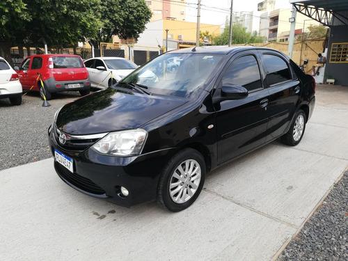 Etios Sedan 1.5 Xls Flex 2013