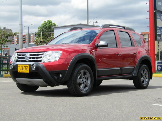 Renault Duster Dynamique 2000 Mt Aa Ab Abs