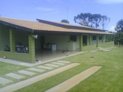Chácara Rural À Venda, Centro, Engenheiro Coelho - Ch0020. - Ch0020