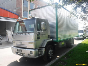 Camion Furgon Ford Cargo 1721