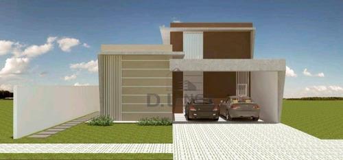 Casa Com 3 Dormitórios À Venda, 275 M² Por R$ 1.520.000,00 - Swiss Park - Campinas/sp - Ca14633