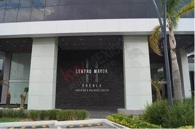 Oficina En Renta Plaza Centro Mayor, Calzada Zavaleta