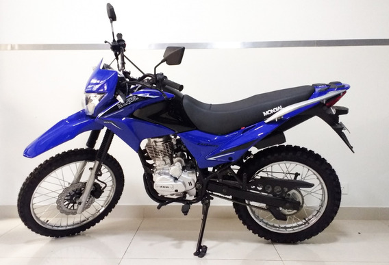Mondial Td 150 L 0km 2019 Enduro On Off 150cc 999 Motos