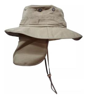 Gorro Sombrero Tapa Nuca Bonnie Australiano Pesca Cuello
