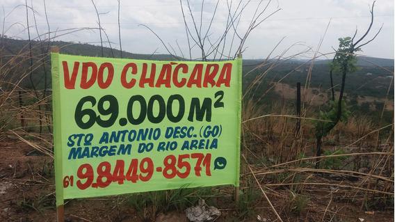 2 Terrenos Adjacentes - Rio Areia - Santo Antonio Go