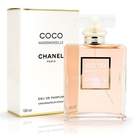 Perfume Coco Mademoiselle By Chanel 100 Ml Envio Gratis