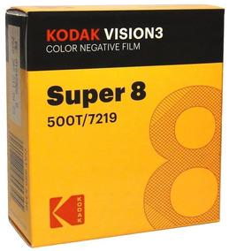 Filme Kodak-v3- Super 8mm -colour-negative ( Fresh Stock )