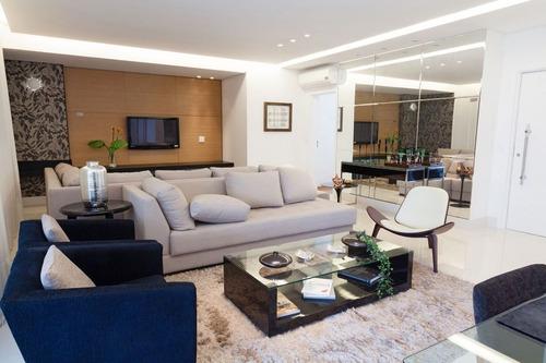 Imagem 1 de 14 de Apartamento Alhambra Granada Tatuapé - 227m²