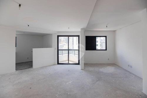 Cobertura Com 2 Dormitórios À Venda, 110 M² Por R$ 1.230.000,00 - Jardim Paulista - São Paulo/sp - Co0266