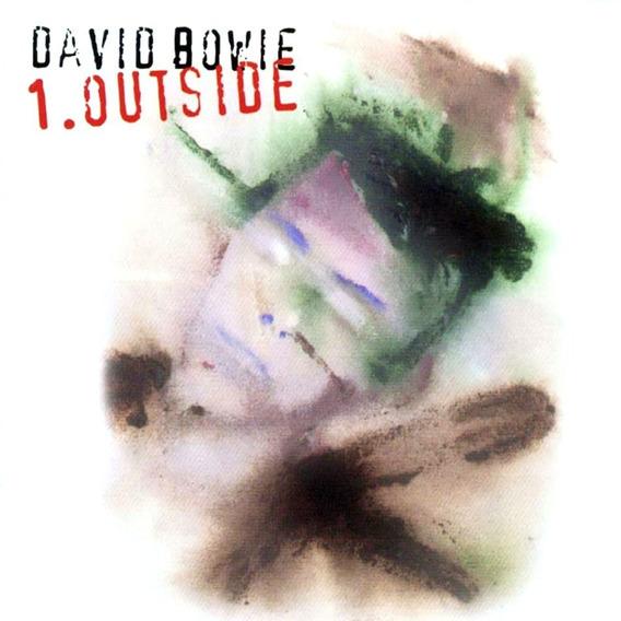 David Bowie Outside Cd Importado Nuevo En Stock