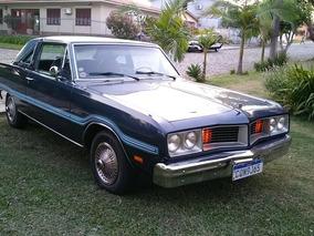 Dodge Magnum Triplo Blue Raro Dart Lebaron Charger Rt V8