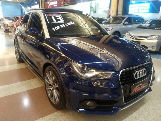 Audi A1 1.4 Tfsi Turbo Top De Lina Com Teto