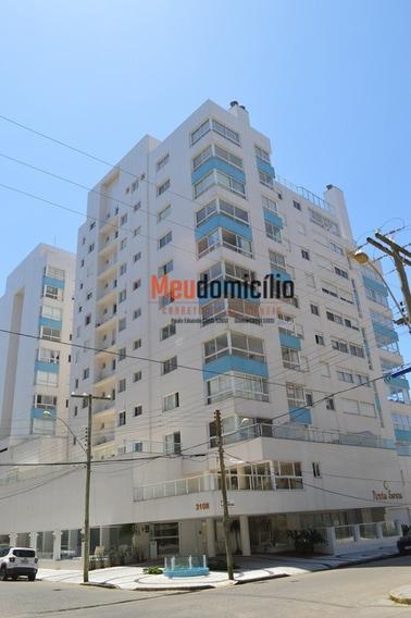 Apartamento A Venda No Bairro Centro Em Capão Da Canoa - - 15241md-1