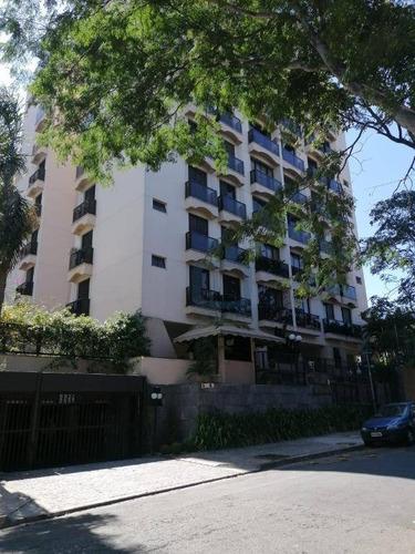 Imagem 1 de 30 de Apartamento Com 3 Dormitórios, 115 M² - Venda Por R$ 720.000,00 Ou Aluguel Por R$ 1.900,00/mês - Jardim Das Paineiras - Campinas/sp - Ap1040