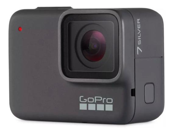 Câmera Gopro Hero 7 Silver - 10mp