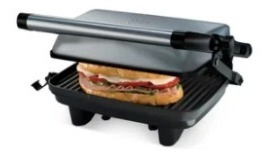 Sandwichera Grill Altura Ajustable Oster Ckstpa2880