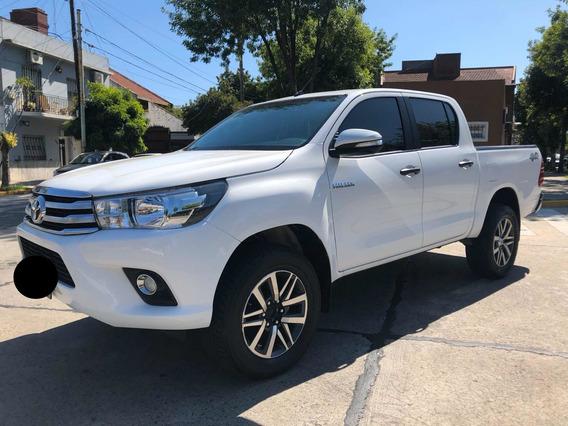 Toyota Hilux 2.4 Cd Dx 150cv 4x4 2017