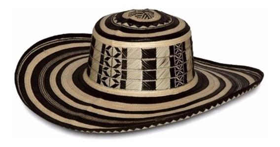 Sombrero Vueltiao Quinceano Elavorado En Caña Flecha